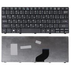 Клавиатура для ноутбука Acer Aspire One D255, D257, D260, D270, eMachines 350, 355, Packard Bell Dot SE Черная