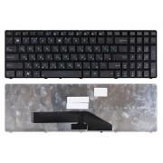 Клавиатура Asus K62, PRO5, X5, X70, 04GNX31KUS01-1 Черная, с рамкой