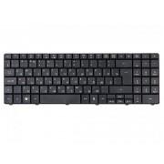 Клавиатура для ноутбука eMachines E630, E430, E525, E625, E627, E628, E725, Aspire 5516 KB.I1700.430 чёрная
