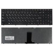 Клавиатура Lenovo IdeaPad B5400, B5400A, M5400 Черная, черная рамка