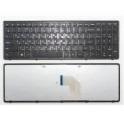 Клавиатура Lenovo IdeaPad P500, Z500, Z500A, Z500G, Z500T, 25206559 Черная, черная рамка