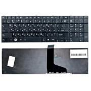 Клавиатура Toshiba Satellite C850D, C855D, C870D, C875D, L850D, L855D, L870D, L875D, P850D, P855D, P870D, P875D, Qosmio X870, X875, 9Z.N7TSV.00R Черная
